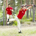 THERA BAND Gymstick OUTDOOR hůlky
